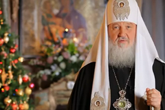 Рождественское поздравление Святейшего Патриарха Московского и всея Руси Кирилла