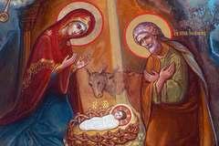 Рождество Христово — Словно младенец на руках у Младенца