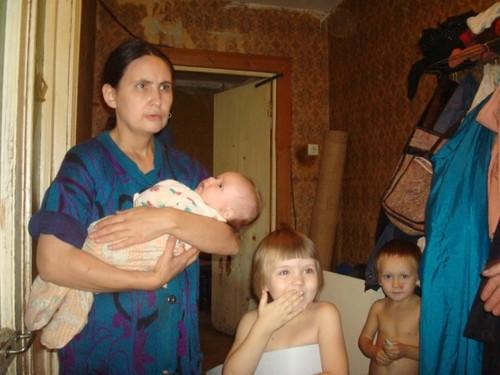 Дети отказники в роддомах