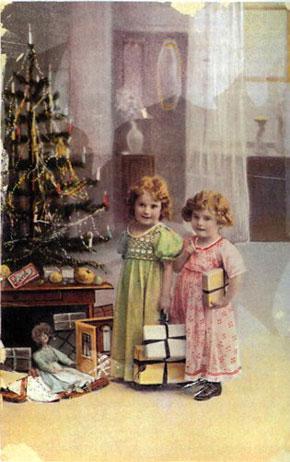 Открытка к Рождеству (15)