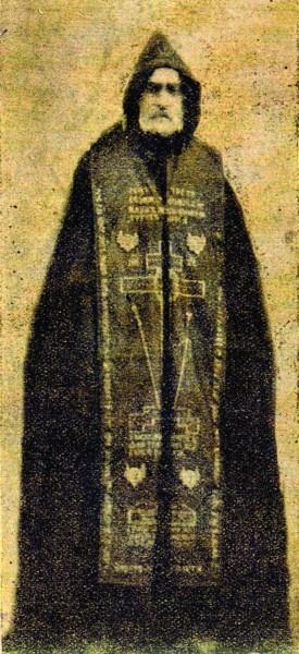 Схимонах- пустынник Онисифор (Пачулия), духовное чадо прп. Алексия
