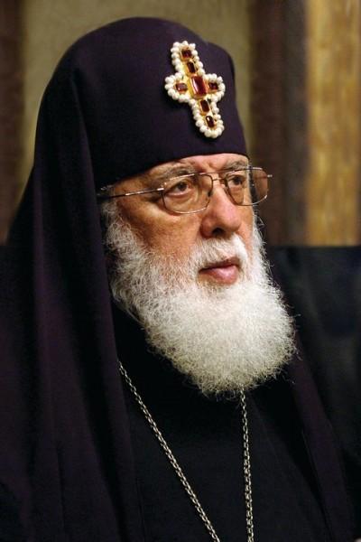 Святейший Католикос- Патриарх Илия II