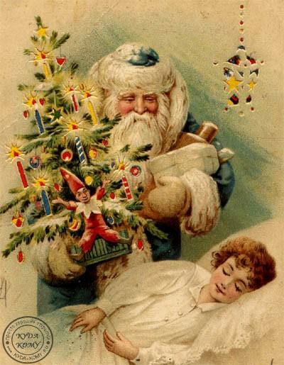 Открытка к Рождеству (73)