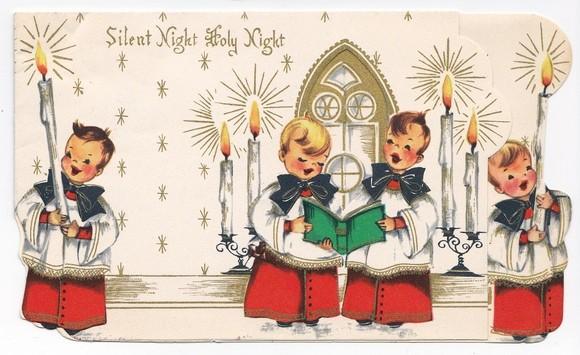 Рождественская открытка (20)