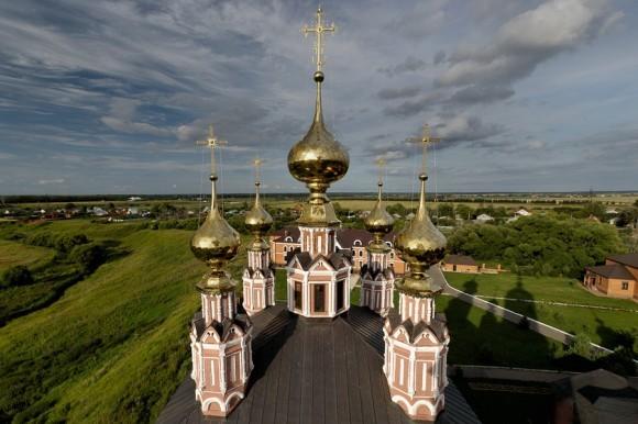 Церковь Михаила Архангела в Михалях (1769 г.)