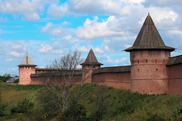 Спасо-Евфимиев монастырь (основан в середине XIV в.)