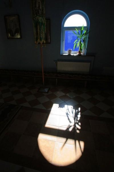 Окно. (Свято-Троицкий мужской монастырь. Закарпатье)