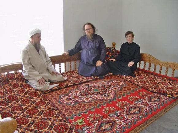 Узбекистан, 2006 год. Фото из личного архива протодиакона Андрея Кураева