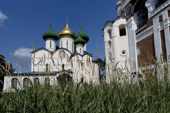 Спасо-Евфимиев монастырь. Спасо-Преображенский собор (начало XVI в. — 1594 г.)