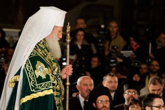 Интронизация Патриарха Болгарского Неофита (22)