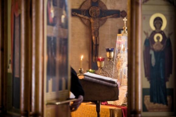 Не для подсматривать! (Свято-Введенский женский монастырь в Иваново)