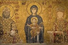 Собор Святой Софии: мозаики и фрески