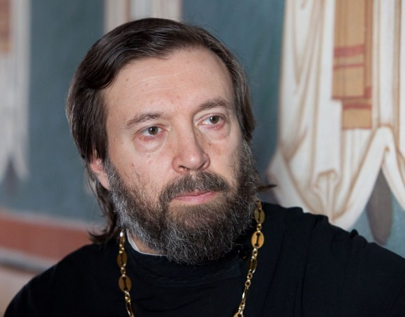 Протоиерей Николай Чернышёв. Фото Юлии Маковейчук