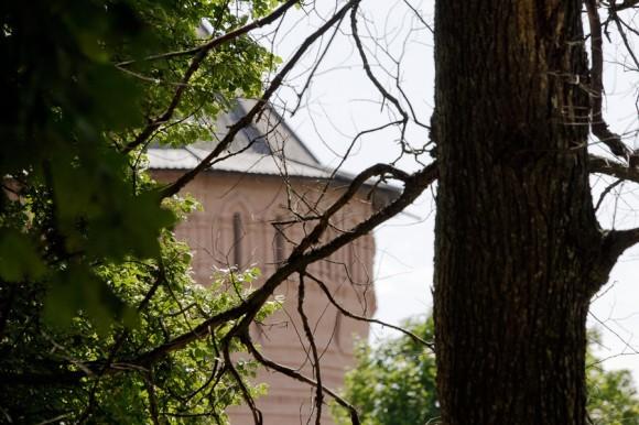 Башня Спасо-Евфимиева монастыря