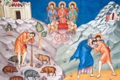 Притча о блудном сыне: толкование, проповеди. Неделя (седмица) о блудном сыне