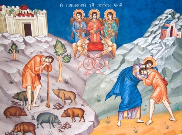 Неделя о блудном сыне: толкование, проповеди, иконы