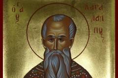 Церковь чтит память священномученика Харалампия