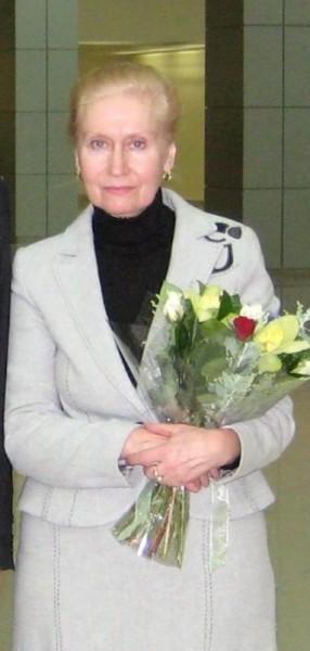 Людмила Леонидовна Шевченко
