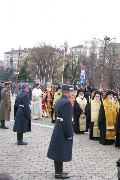 Интронизация Патриарха Болгарского Неофита (3)