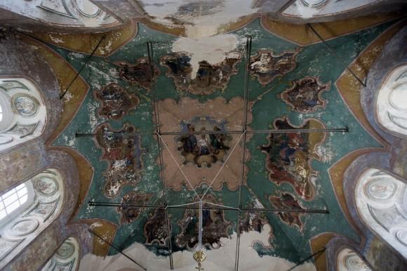 Смоленская церковь. Внутренние интерьеры