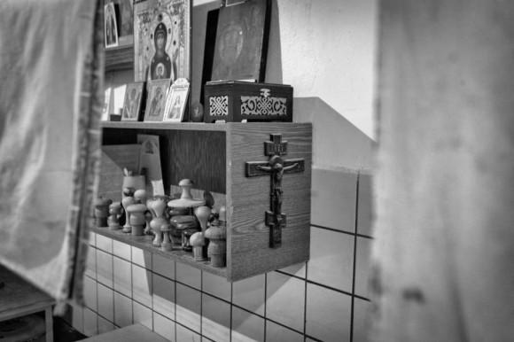 Просфорня. (Иоанно-Богословский мужской монастырь в Пощупово. Рязанская область)