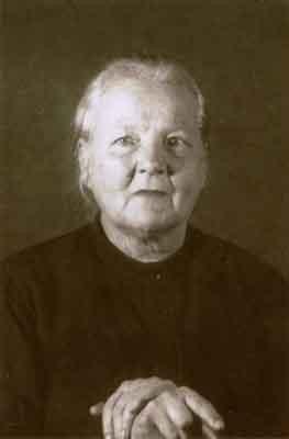 Новомученики. Преподобномученица Августа (Защук), схимонахиня