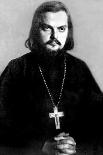 новомученики. Священномученик Сергий Мечев, иерей
