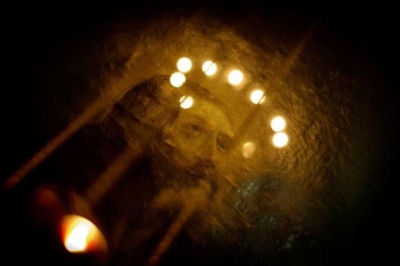 Венец. (Храм Иоанна Воина на Якиманке. Москва)