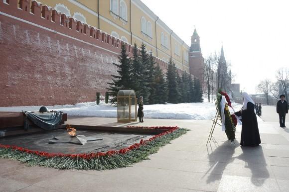 Фото пресс-службы Патриархии. С. Власов
