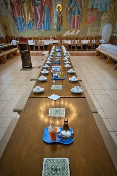 Отражение. (Свято-Введенский женский монастырь в Иваново)