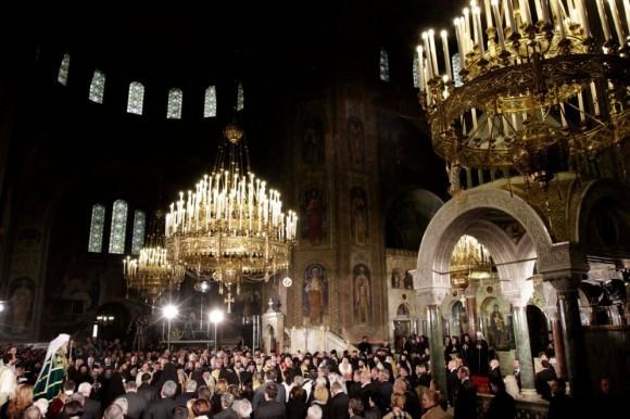 Интронизация Патриарха Болгарского Неофита (19)