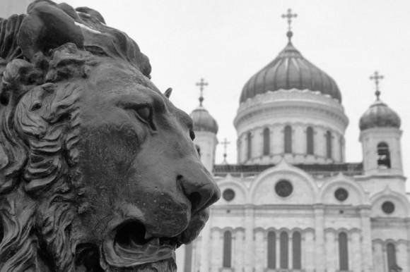 Символ. (Храм Христа Спасителя. Москва)