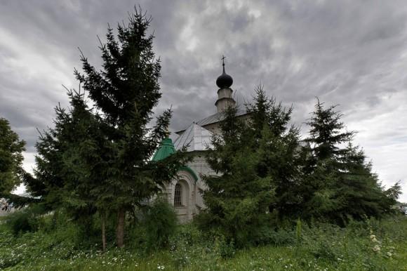 Кресто-Никольская церковь (1765 г.)