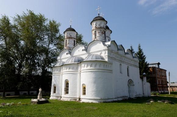 Ризоположенский женский монастырь. Ризоположенский собор (1560 г.)