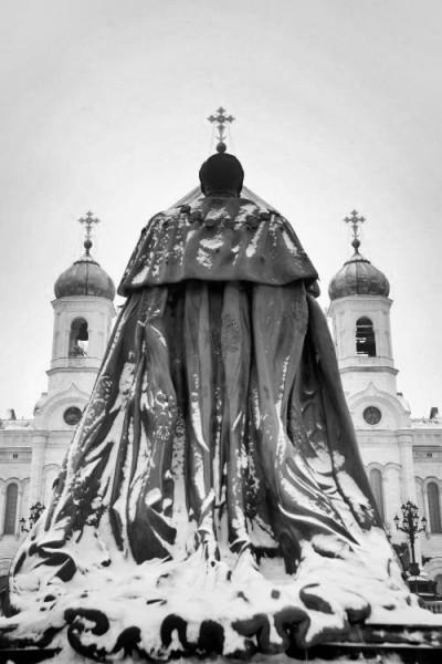 Самодержец. (Храм Христа Спасителя. Москва)