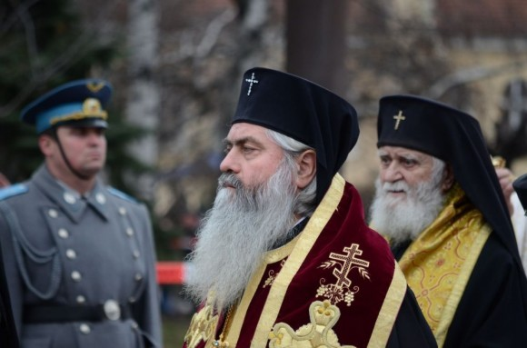 Интронизация Патриарха Болгарского Неофита (8)
