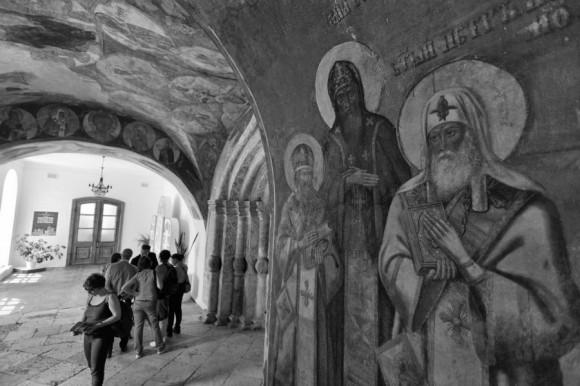 Кто эти люди? (Спасо-Евфимьев монастырь. Суздаль)