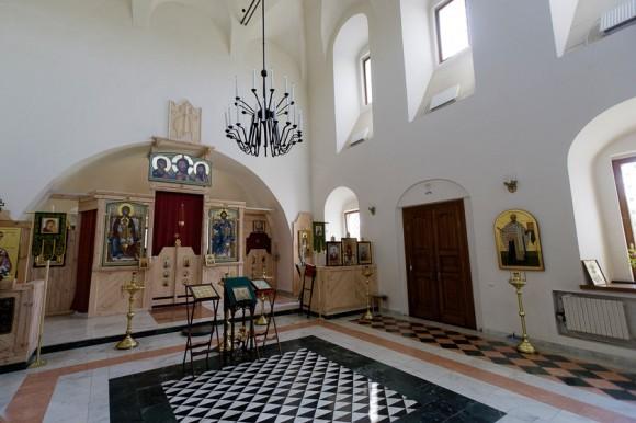 Александровский мужской монастырь. Вознесенский собор (1695 г.)