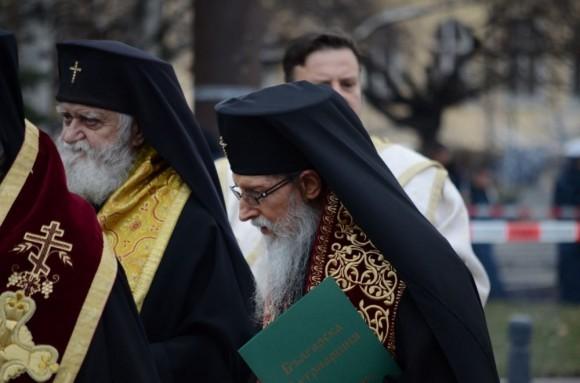 Интронизация Патриарха Болгарского Неофита (7)