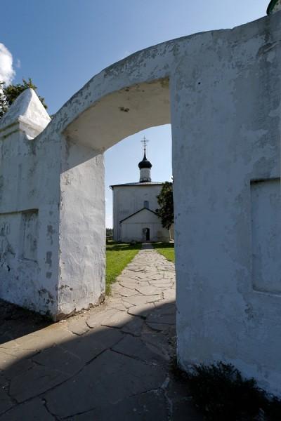 Кидекша. Церковь Бориса и Глеба (1152 г.)