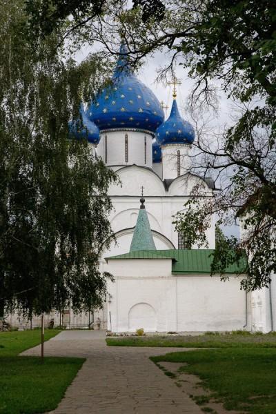Кремль. Собор Рождества Богородицы (XIII—XIX вв.)