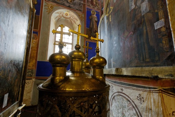 Собор Рождества Богородицы. Царь-фонарь