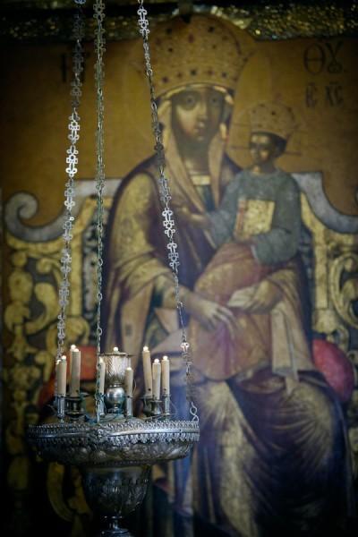Собор Рождества Богородицы. Внутренние интерьеры