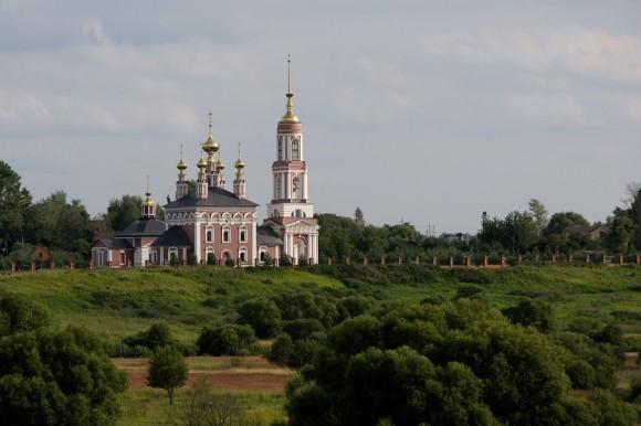 Церковь Михаила Архангела в Михалях