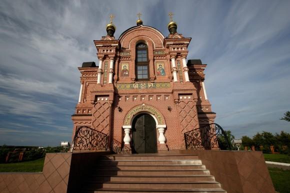 Церковь Александра Невского в Михалях (начало ХХ в.)