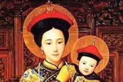 Китайская иконопись: инкультурация или искажение Образа?