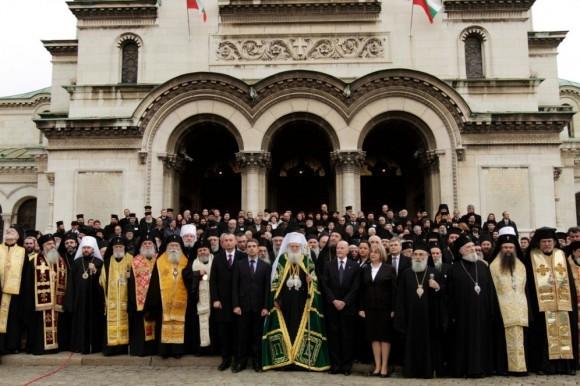 Интронизация Патриарха Болгарского Неофита (24)