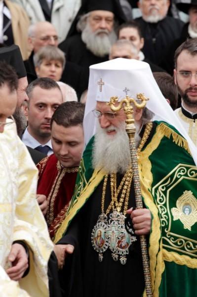 Интронизация Патриарха Болгарского Неофита (26)