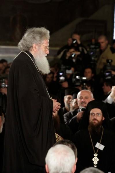 Интронизация Патриарха Болгарского Неофита (16)