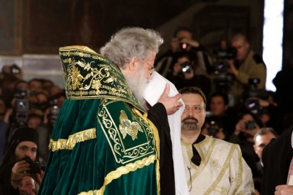 Интронизация Патриарха Болгарского Неофита (18)